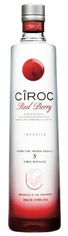 Ciroc Vodka Red Berry